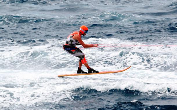 Esquí Naútico Puerto Colón