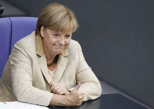 Ángela Merkel ganará las elecciones.