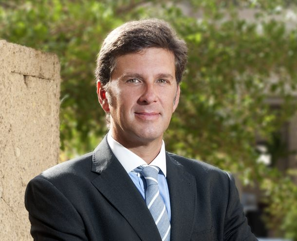 Santiago Cabré Ozores, director del Gran Hotel Bahía del Duque / DA
