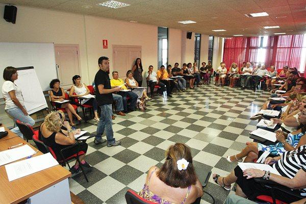 Hubo una gran participación durante el seminario. / DA
