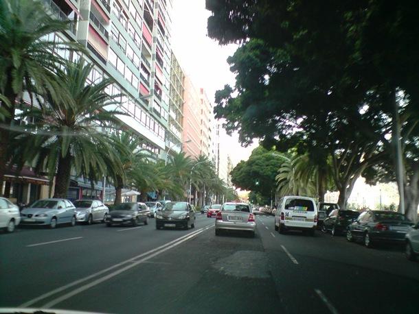 Avenida  Francisco LaRoche Avenida de Anaga