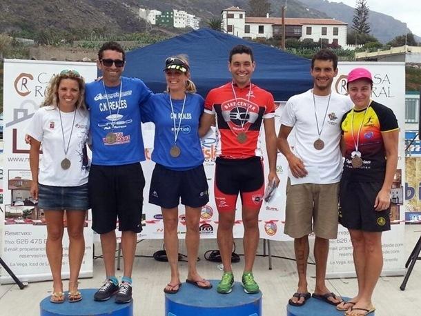 triatlon  Ricardo Hernandez