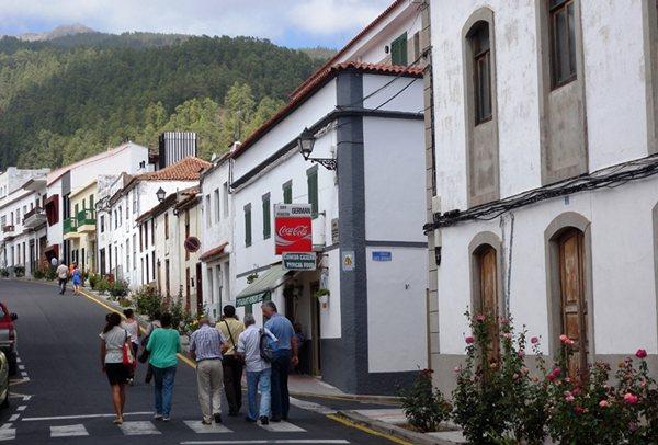 Las jornadas se desarrollarán en el hotel Villalba, en el casco de Vilaflor. / DA