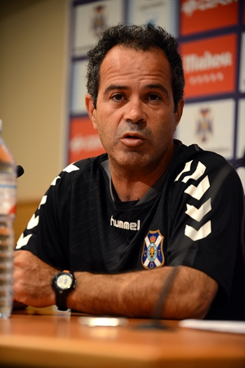 Álvaro Cervera CD Tenerife