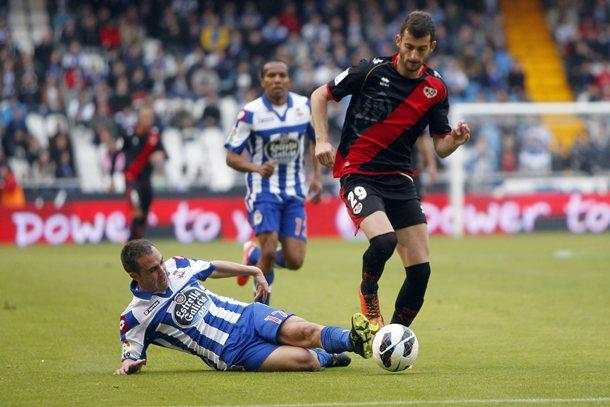 Ayoze Díaz Deportivo Rayo Vallecano