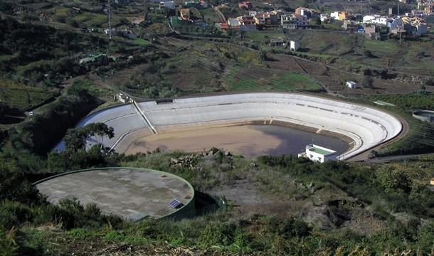 El nivel de las balsas de la Isla sube el 3% en un mes por la compra de agua