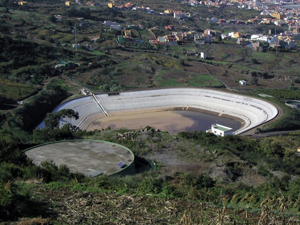 balsa Valle de la Orotava