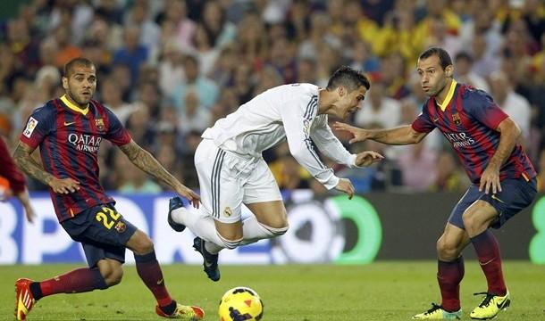 Las mejores imágenes del clásico Barça-Madrid