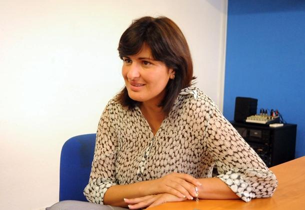 Carmen Luisa Castro, alcaldesa de Güímar.