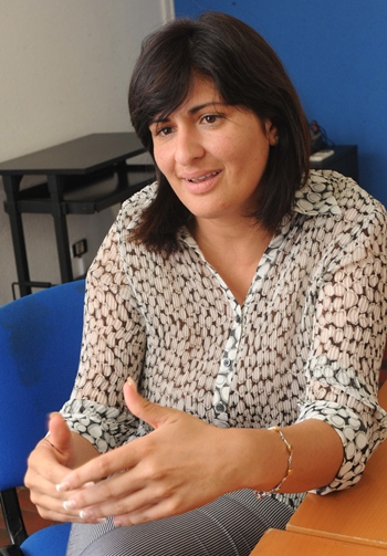 Carmen Luisa Castro alcaldesa de Güímar