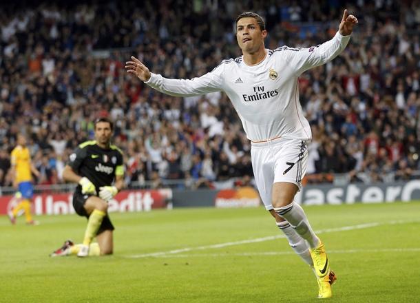 Cristiano Ronaldo Real Madrid Juventus de Turin