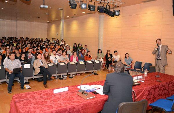 Congreso de Plataformas Interactivas de Educación Especial/  / SERGIO MÉNDEZ