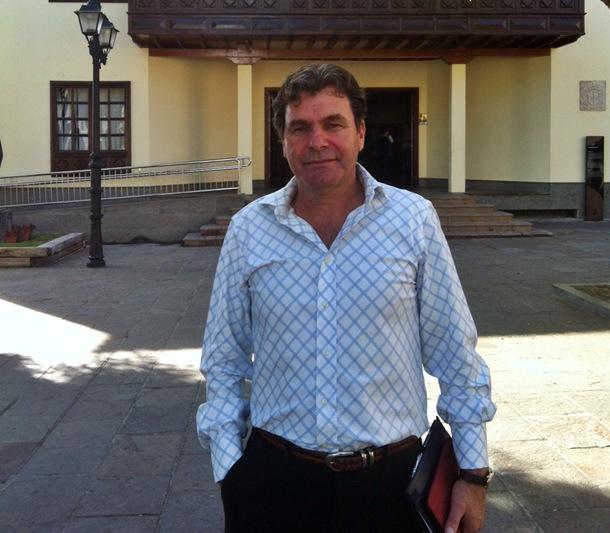 Dionisio Rocha PP Arona