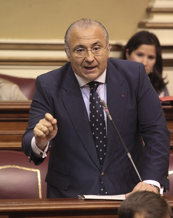 diputado del Partido Popular, Emilio Moreno