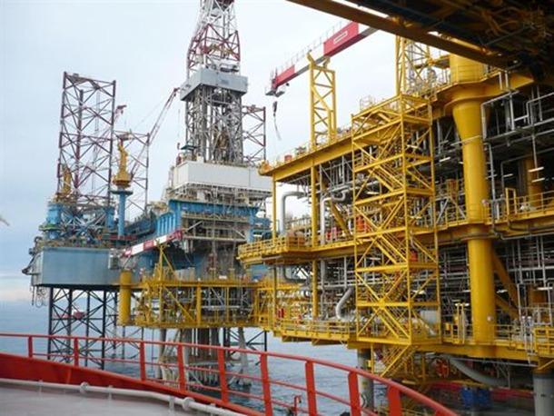 Proyecto Castor de almacenamiento de gas inducido.   ESCAL UGS
