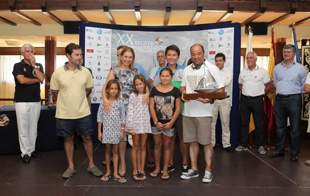 'Esmar' ganador OCR Promoción. | TONY CUADRADO (ACAN)