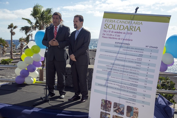 FERIA Candelaria Solidaria
