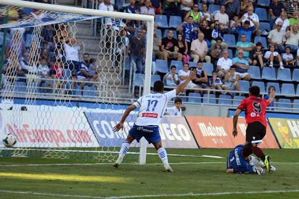 Gerard Mallorca gol CD Tenerife-Mallorca