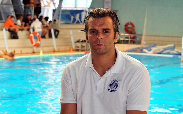 Juan Pablo Sanchez Waterpolo Yoin! Tenerife Echeyde