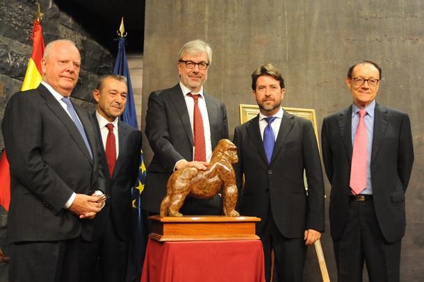 Michael Miersch, Premio Gorila 2012