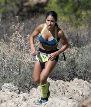 Nayra Diaz Artenara Trail