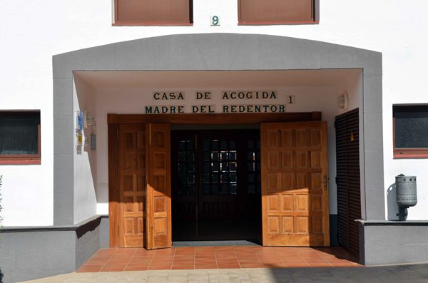 En el centro Madre del Redentor de El Sauzal hay 36 camas inutilizadas por falta de recursos económicos. / DA