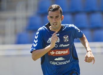 Ricardo León CD Tenerife