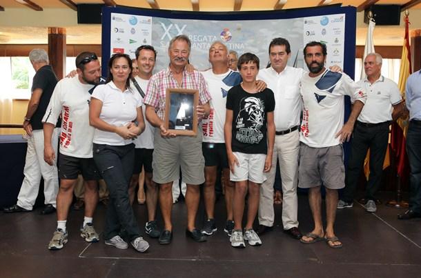 'Salim Charm' ganador OCR III. | TONY CUADRADO (ACAN)