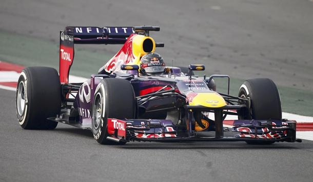 El piloto de Red Bull Sebastian Vettel