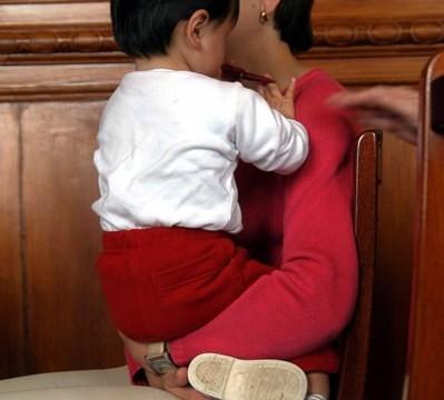 Los niños desamparados en Canarias son directamente acogidos por una familia