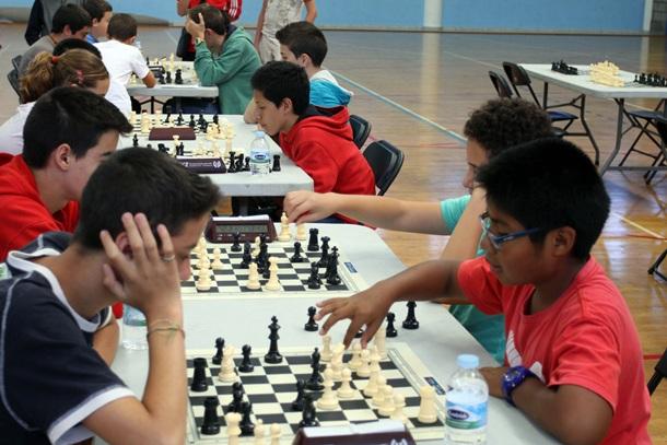 ajedrez Escuelas Municipales