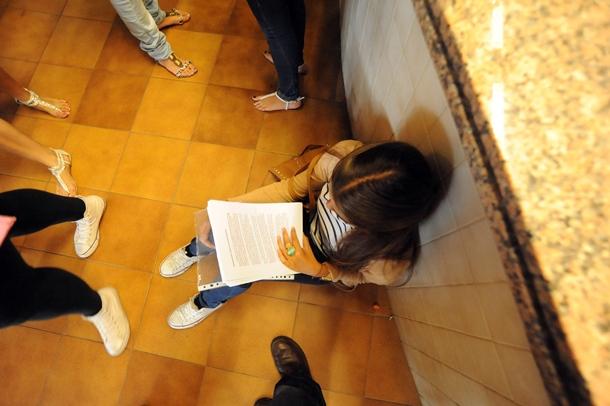 exámen selectividad exámen PAU alumna Universidad de la laguna