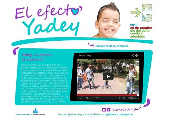 El efecto Yadey