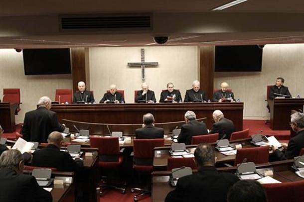 Asamblea Plenaria de la Conferencia Episcopal Espanola