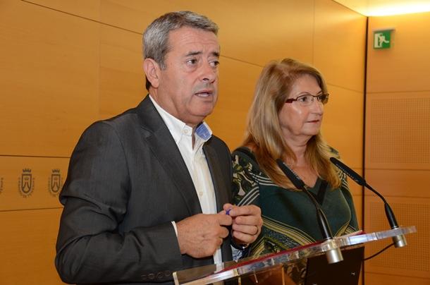 Aurelio Abreu y Ana Lupe Mora