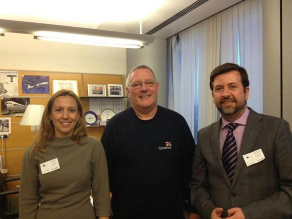 Alonso y Dávila volvieron a Bruselas a defender los intereses insulares en la UE. | DA