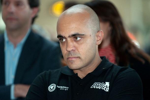 César Dorta,  hermano de Darío y director del proyecto. | F.P.