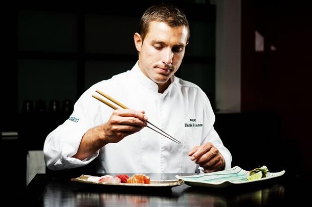 Daniel Franco dirige restaurante japonés Kabuki, del Abama Golf & Spa Resort