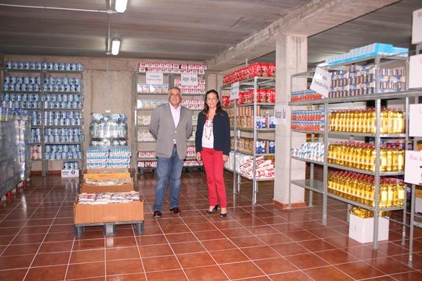 Despensa Municipal Granadilla