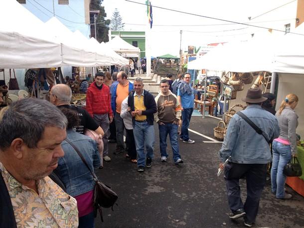 Feria de la Artesanía y la Castaña de La Victoria