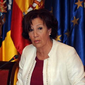 Imagen reciente de la consejera autonómica de Política Social, Inés Rojas. / J.G.