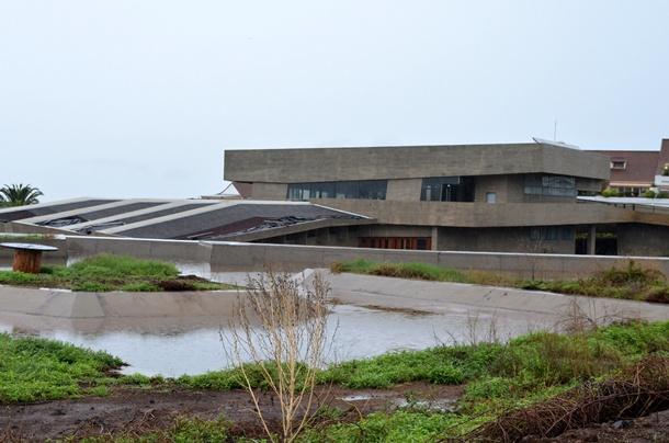 Centro de visitantes Jardín Botánico