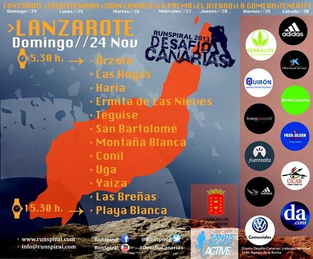 Desafío Canarias Lanzarote