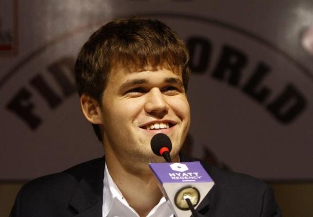 Magnus Carlsen ajedrez