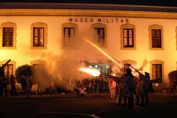 Museo Militar de Almeyda Gesta 25 de julio