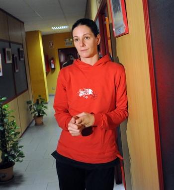 Romina Lamas voleibol