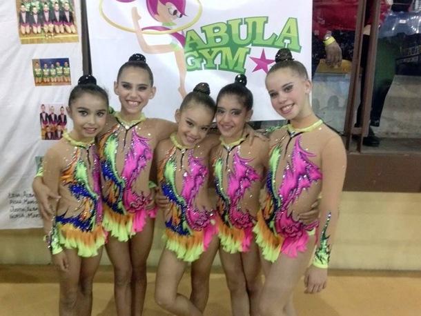 Club Gimnasia Rítmica Taina de Puerto de la Cruz