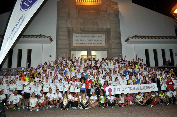 Carrera Punta Brava: kilómetros por la igualdad