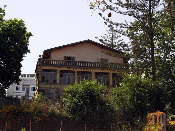 La Casa Inglesa está ubicada en la urbanización El Patronato, en el casco. / M. Pérez