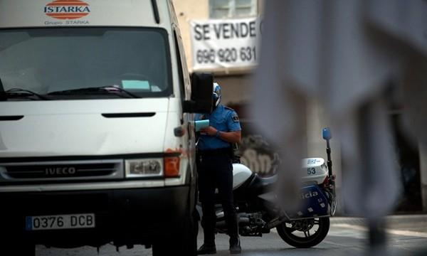 La recaudación por multas de tráfico en la capital alcanza los 1,4 millones